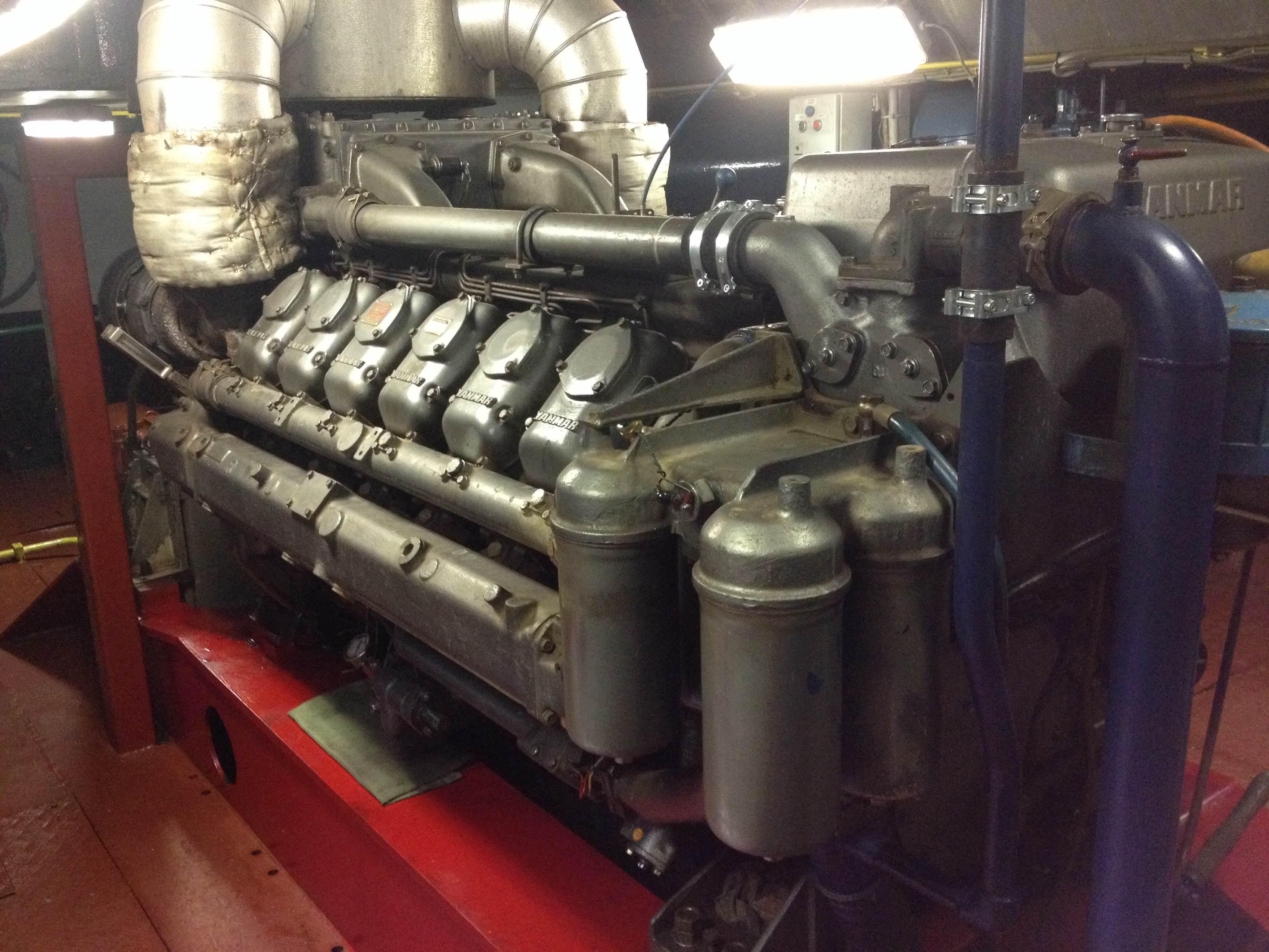 Belgian skipper praises his trusty Yanmar diesel - Yanmar Marine